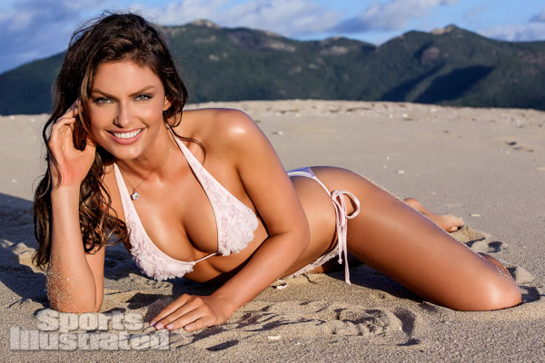 Sports illustrated 2013 swimsuit model alyssa miller.