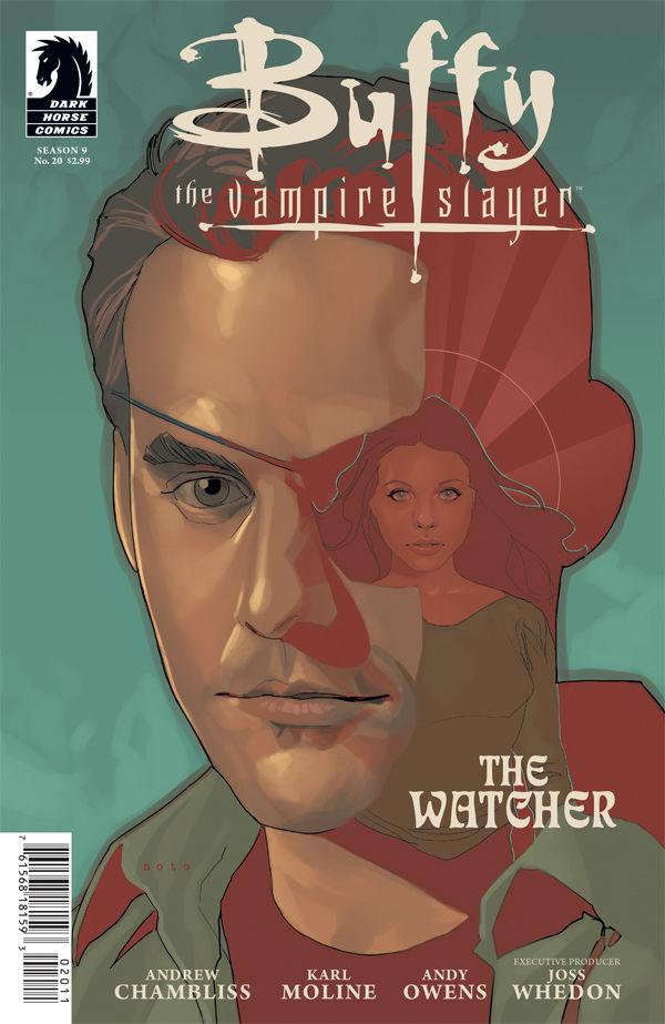 Buffy the Vampire Slayer Season Nine #20