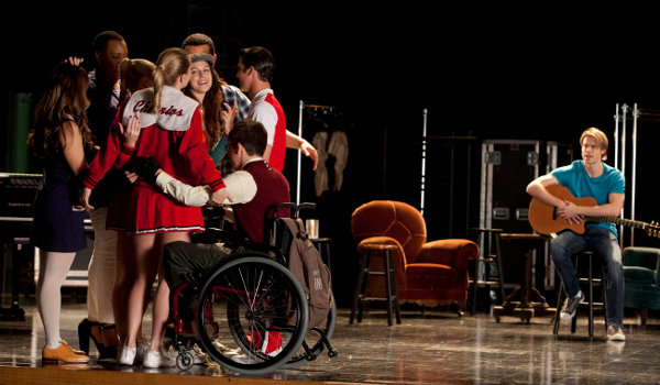 Glee - Shooting Star