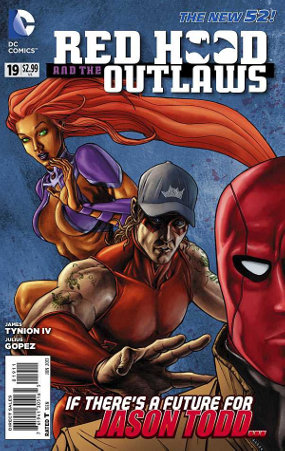 Red Hood and the Outlaws #19