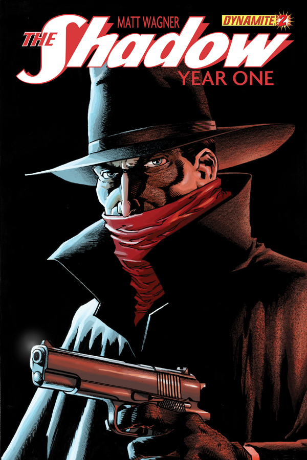 The Shadow: Year One #2