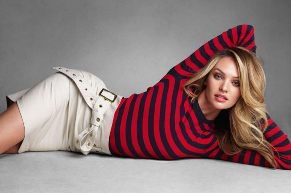 Candice Swanepoel goes Australian for Vogue