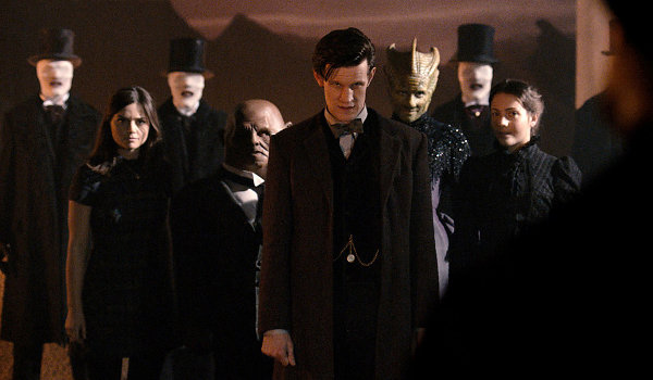 Doctor Who - The Name of The Doctor