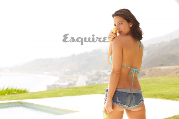 Esquire Loves Olivia Munn