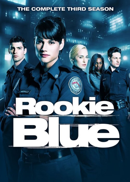 Rookie Blue - The Complete Third Season