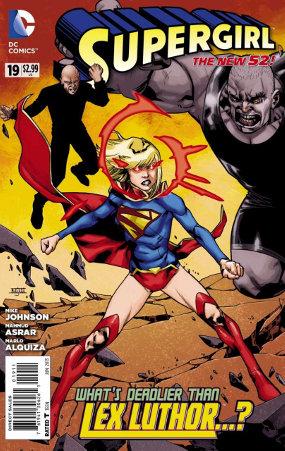 Supergirl #19