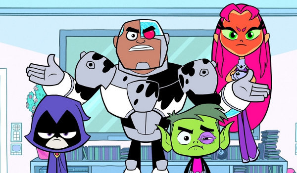 Teen Titans Go! - Dude Relax! & Laundry Day