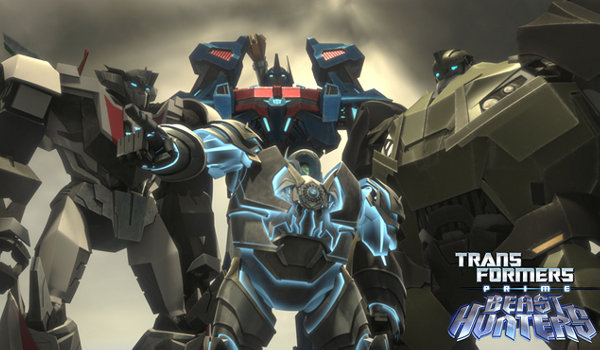 Transformers Prime: Beast Hunters - Chain of Command