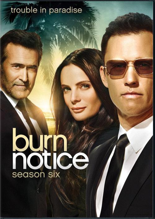 Burn Notice - Season Six
