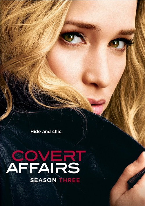 Covert Affairs - The Complete Third Season