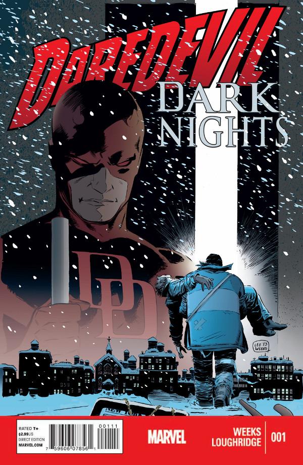 Daredevil - Dark Nights #1
