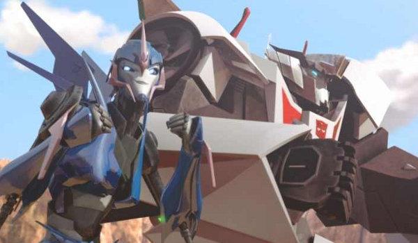 Transformers Prime: Beast Hunters - Plus One