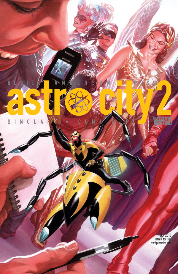 Astro City #2