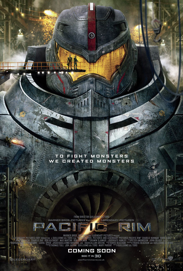 Warner Bros. Pictures and Legendary Pictures Pacific Rim