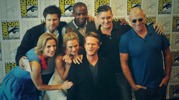 Psych SDCC 2013 Panel