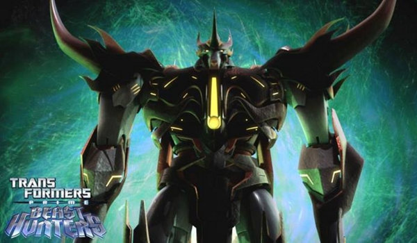 Transformers Prime: Beast Hunters - Evolution