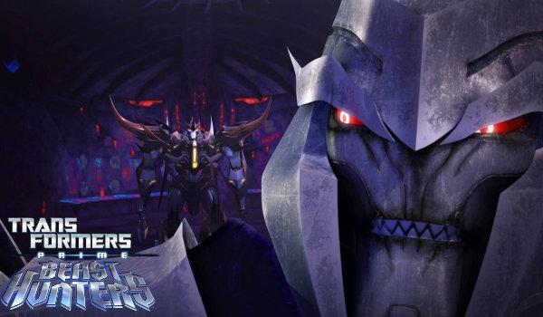 Transformers Prime: Beast Hunters - Minus One