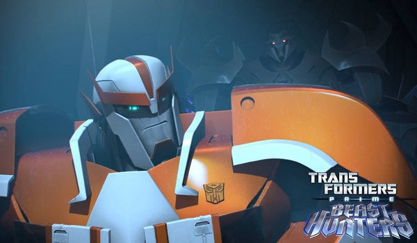 Transformers Prime: Beast Hunters - Persuasion