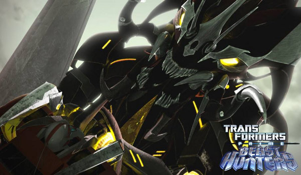 Transformers Prime:Beast Hunters - Synthesis