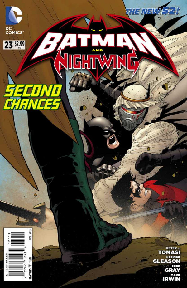 Batman and Nightwing #23