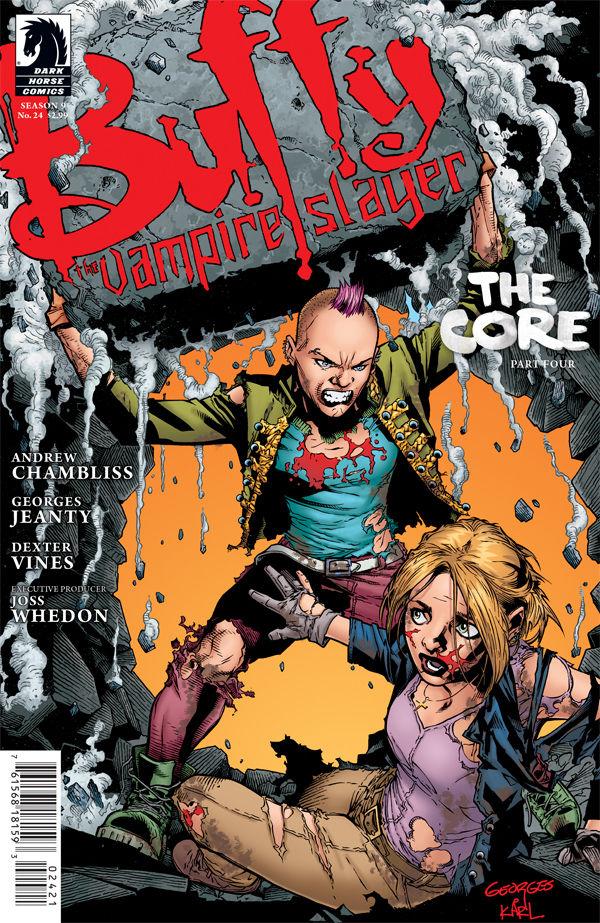 Buffy the Vampire Slayer Season Nine #24