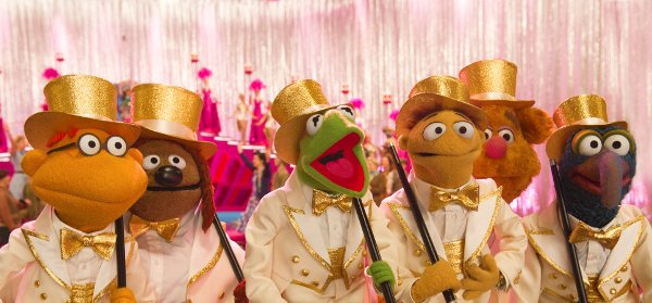 First Look - Muppets Most Wanted
