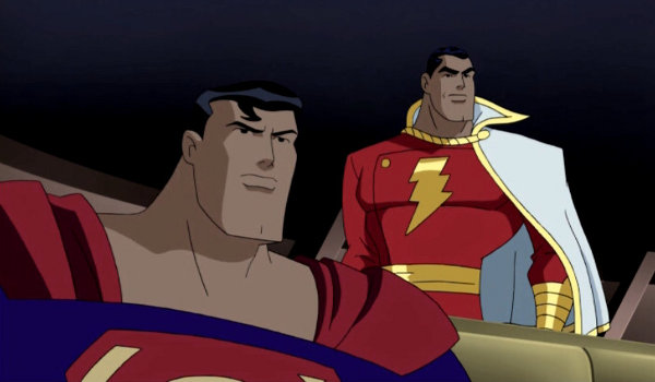 Justice League Unlimited - Clash