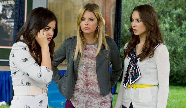 Pretty Little Liars - Now You See Me, Now You Don't