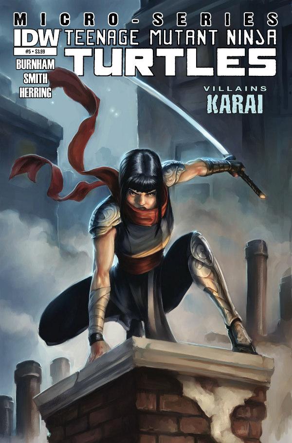 Teenage Mutant Ninja Turtles - Karai