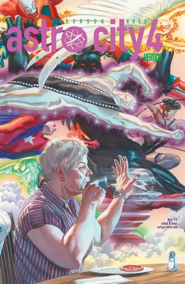 Astro City #4