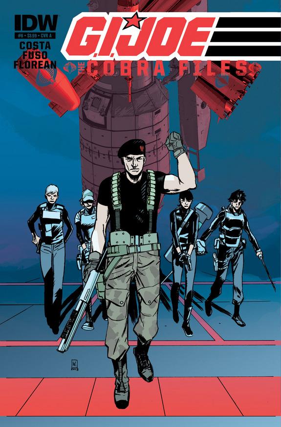 G.I. JOE: The Cobra Files #6