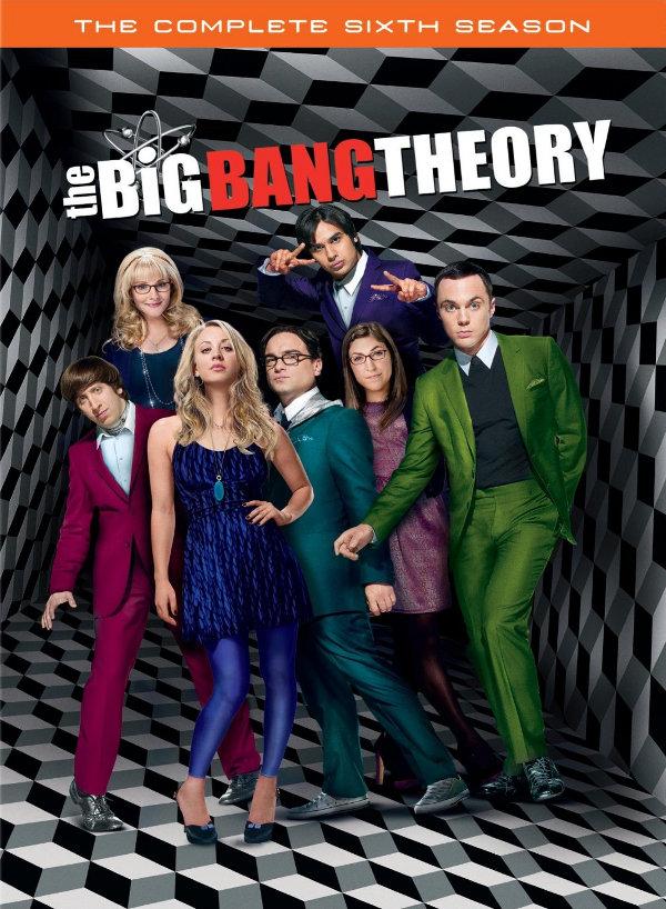 The Big Bang Theory - The Complete Sixth Season