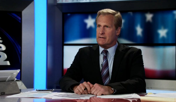 The Newsroom - Election Night, Part I