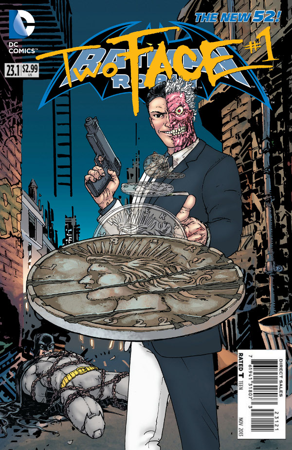 Two-Face #1