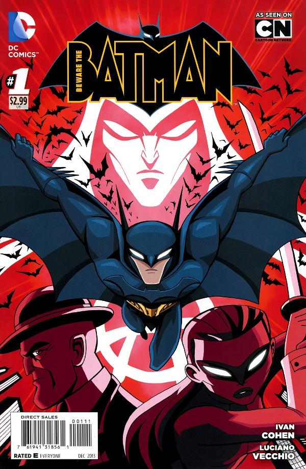 Beware the Batman #1