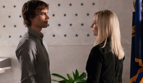Covert Affairs - Something Against You