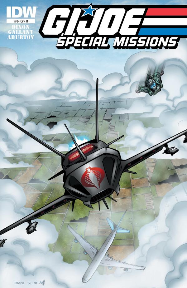 G.I. JOE: Special Missions #8