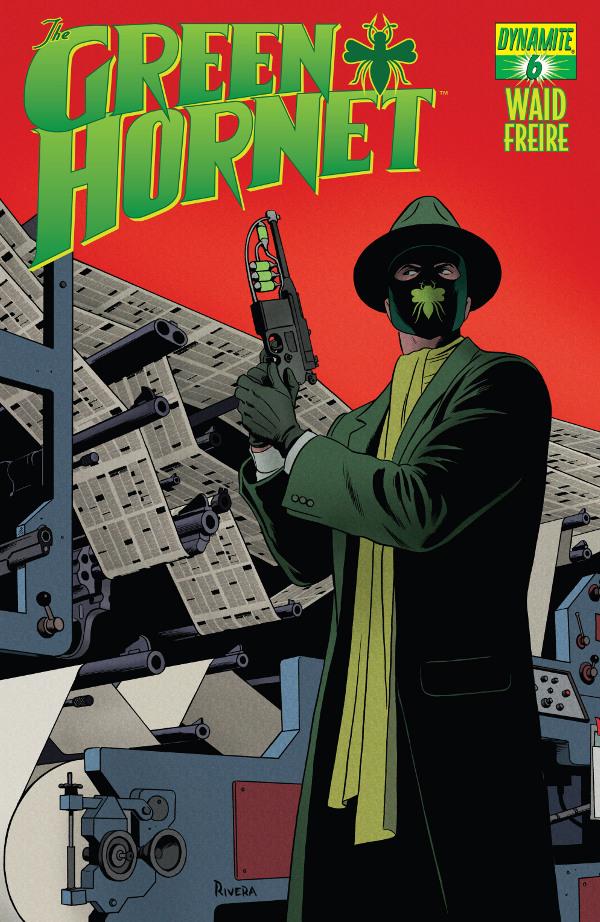 Green Hornet #6