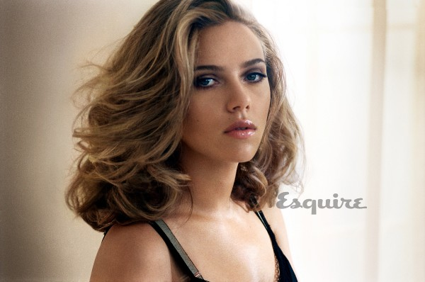 Scarlett Johansson the Sexiest Woman Alive