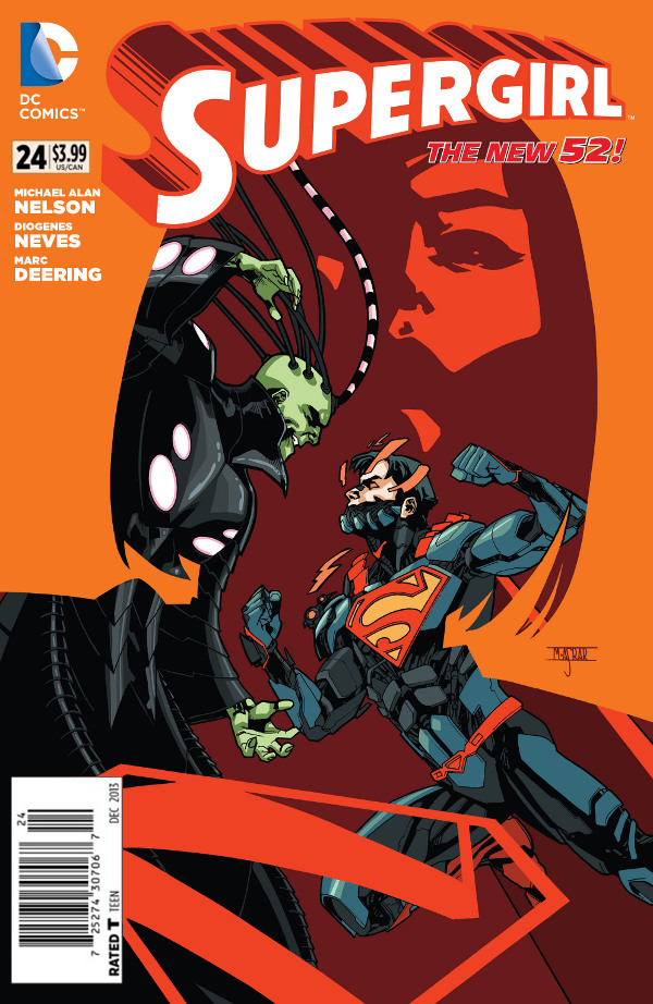 Supergirl #24