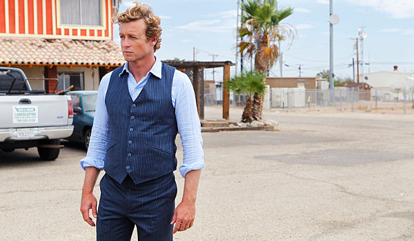The Mentalist - The Desert Rose