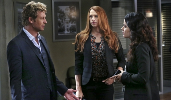 The Mentalist - The Red Tattoo