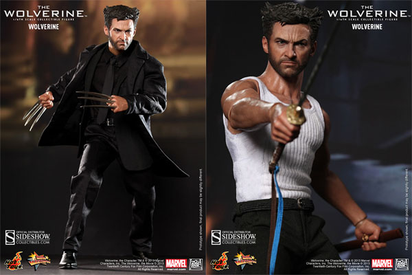The Wolverine Sixth Scale Figure