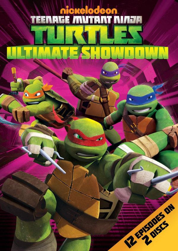 Teenage Mutant Ninja Turtles - Ultimate Showdown