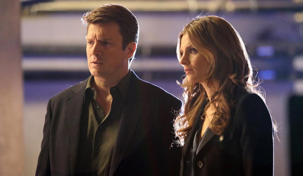 Castle - A Murder is Forever
