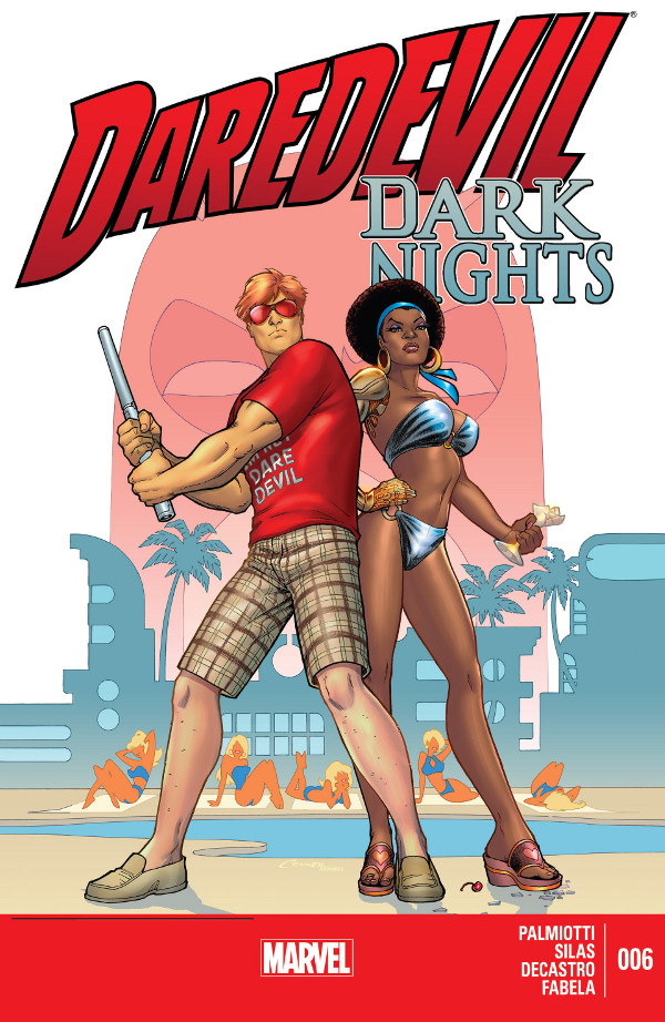 Daredevil: Dark Nights #6