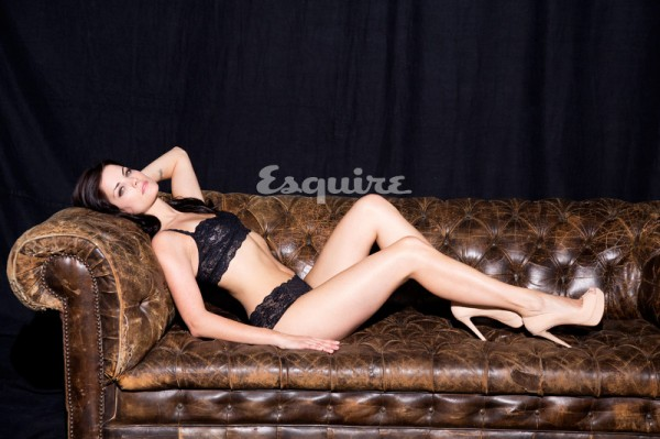 Esquire loves Jaimie Alexander
