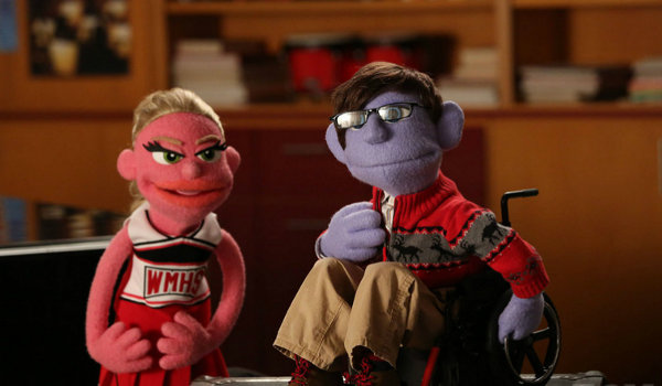 Glee - Puppet Master