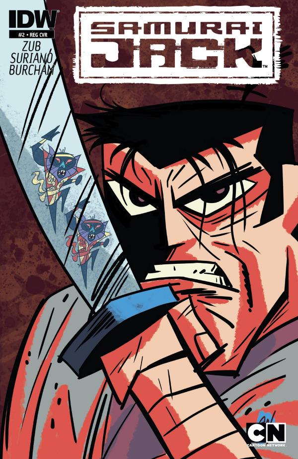 Samurai Jack #2