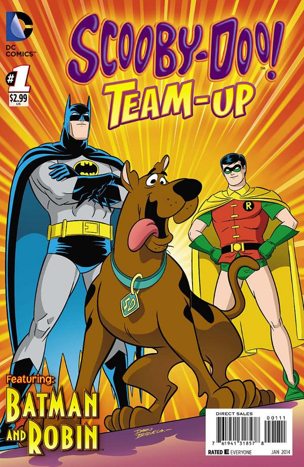 Scooby-Doo! Team-Up #1